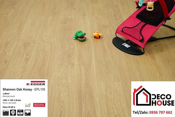 Sàn gỗ công nghiệp Egger 105