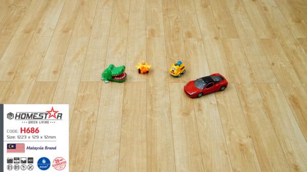 Sàn gỗ Homestar H686