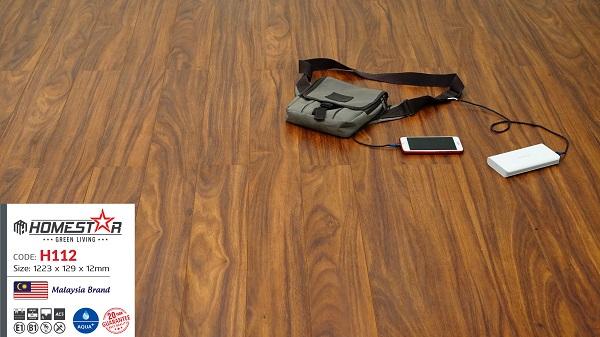 Sàn gỗ công nghiệp Homestar H112