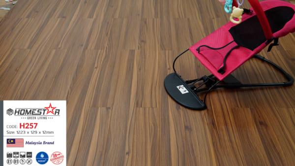 Sàn gỗ công nghiệp Homestar H257