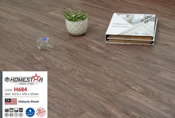 Sàn gỗ công nghiệp Homestar H684