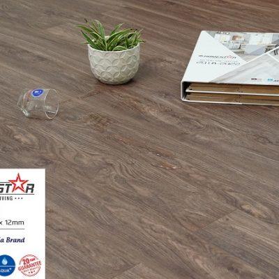 Sàn gỗ công nghiệp giá rẻ Homestar H684