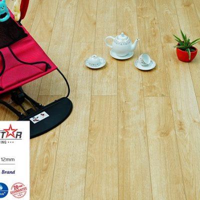Sàn gỗ công nghiệp giá rẻ Homestar H686