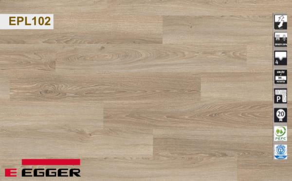 Sàn gỗ công nghiệp Đức Egger EPL 102