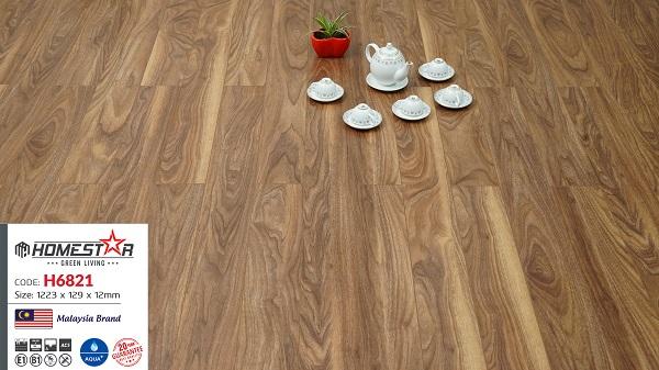 Sàn gỗ công nghiệp Homestar