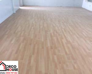 Cung cấp, thi công sàn gỗ công nghiệp Long Biên giá rẻ