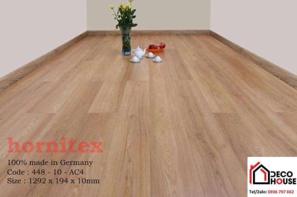 Sàn gỗ Hornitex 10mm 448