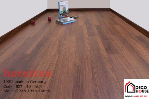 Sàn gỗ Hornitex 10mm 557