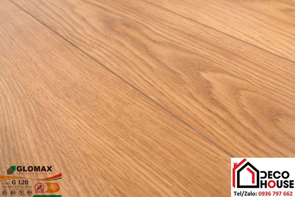 Sàn gỗ Glomax 12mm G120