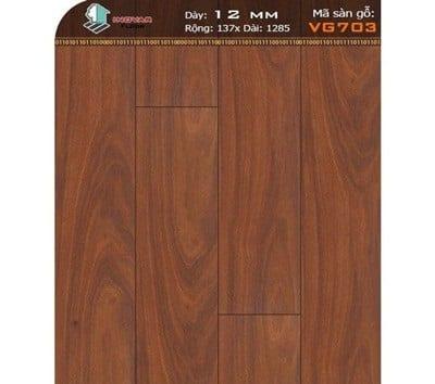 Sàn gỗ inovar 12mm VG703