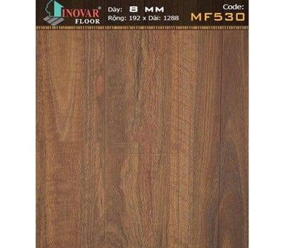 Sàn gỗ inovar 8mm MF530