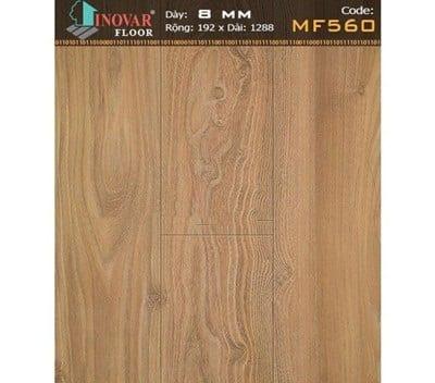 Sàn gỗ inovar 8mm MF560