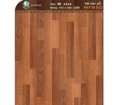 Sàn gỗ inovar 8mm MF850