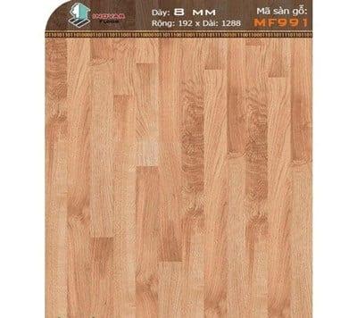 Sàn gỗ inovar 8mm MF991