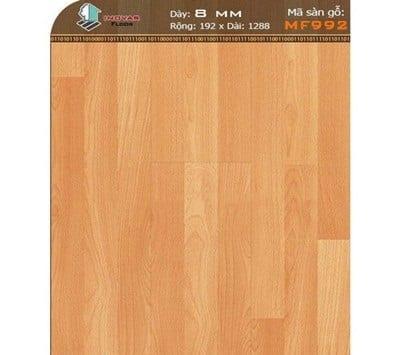 Sàn gỗ inovar 8mm MF992