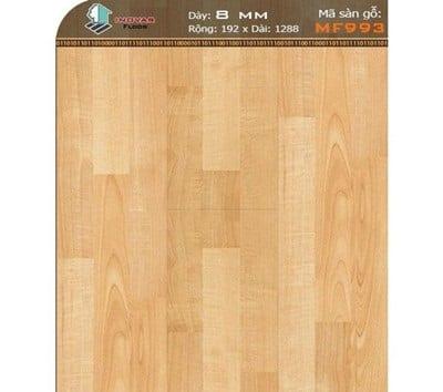 Sàn gỗ inovar 8mm MF993