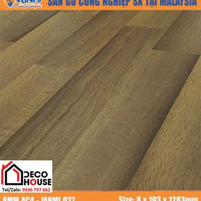 Sàn gỗ công nghiệp 8mm Janmi O27