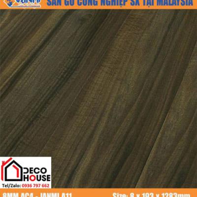 Sàn gỗ công nghiệp 8mm Janmi A11