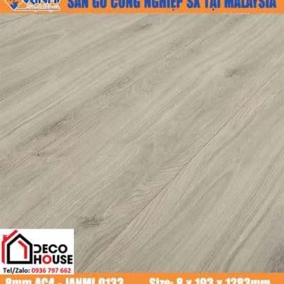 Sàn gỗ công nghiệp 8mm Janmi O133