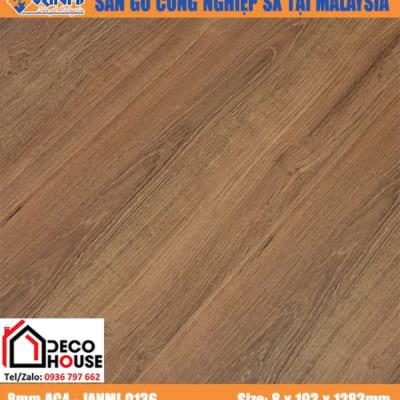 Sàn gỗ công nghiệp 8mm Janmi O136