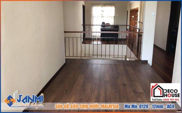 Sàn gỗ công nghiệp Janmi O120 12ly