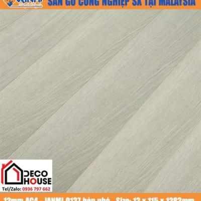 Sàn gỗ công nghiệp Janmi O139 12mm