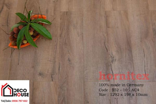 Sàn gỗ Hornitex 10mm 552