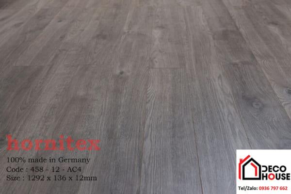 Sàn gỗ Hornitex 12mm 458