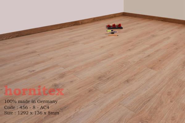 Sàn gỗ công nghiệp Hornitex 8mm 456