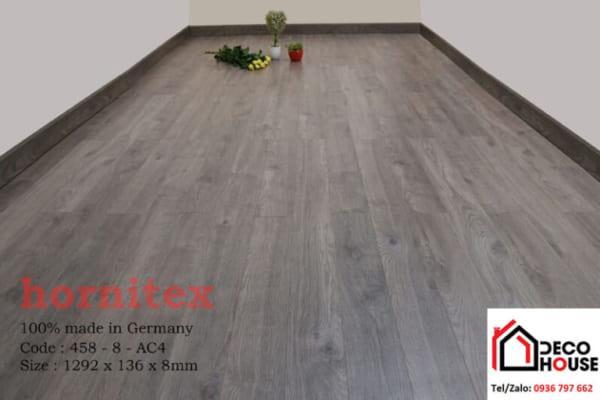 Sàn gỗ công nghiệp Hornitex 8mm 458
