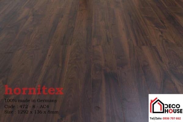 Sàn gỗ Hornitex 8mm 472