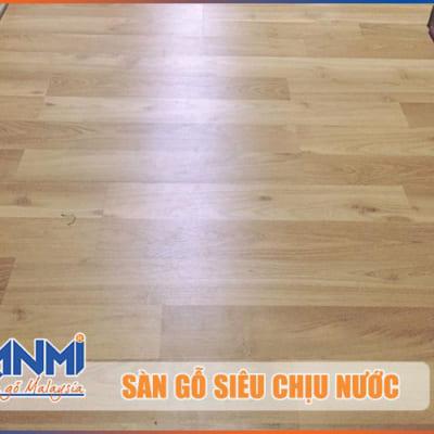 Sàn gỗ công nghiệp 8mm Janmi AC21