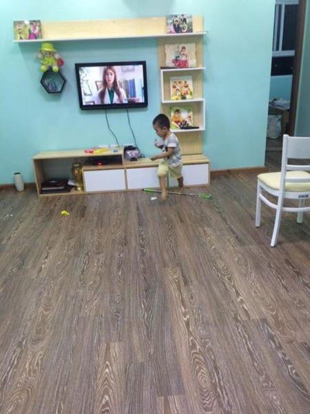 Cung cấp, thi công sàn gỗ công nghiệp Gia Lâm giá rẻ