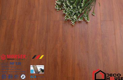 Sàn gỗ Morser 12mm cốt trắng MF 110