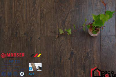 Sàn gỗ Morser 12mm cốt trắng MF 112