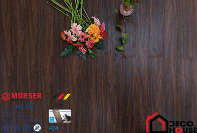 Sàn gỗ Morser 12mm cốt xanh MS 100