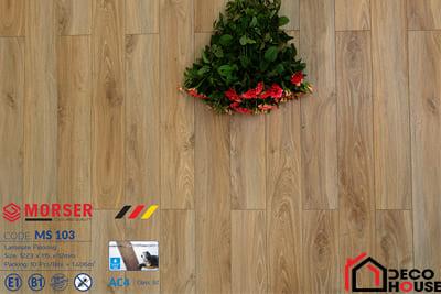 Sàn gỗ Morser 12mm cốt xanh MS 103