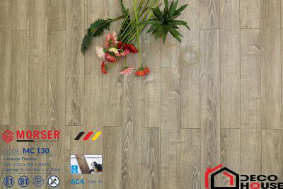 Sàn gỗ Morser 8mm cốt xanh MC 130