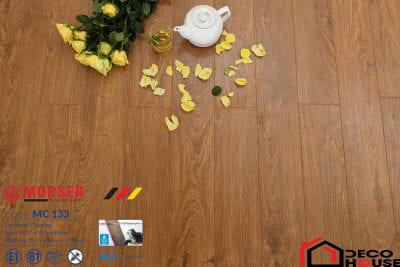 Sàn gỗ Morser 8mm cốt xanh MC 133