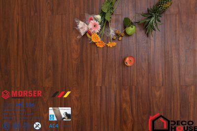 Sàn gỗ Morser 8mm cốt xanh MC 136