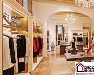 Kinh nghiệm lựa chọn sàn gỗ, sàn nhựa cho cửa hàng