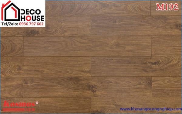 Sàn gỗ Kosmos 8mm 192 New