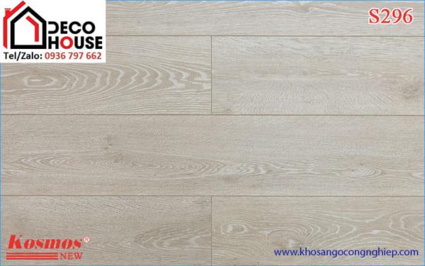 Sàn gỗ Kosmos 8mm S291 bản lớn
