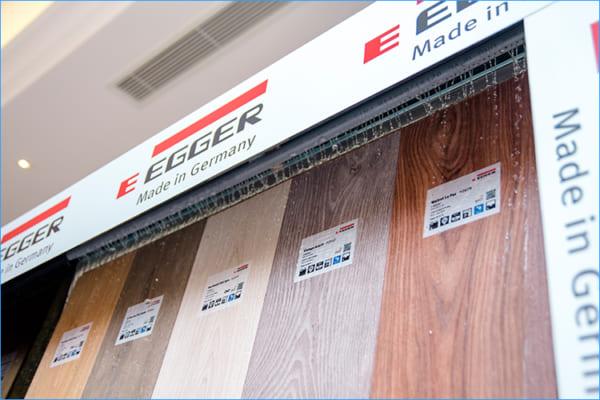 Sàn gỗ egger chịu nước tốt hiện nay