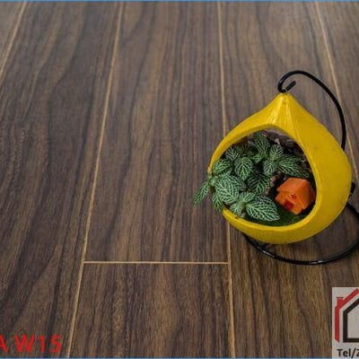 Sàn gỗ Robina 12ly W15 bản nhỏ