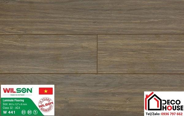 Sàn gỗ công nghiệp Wilson W441 8mm