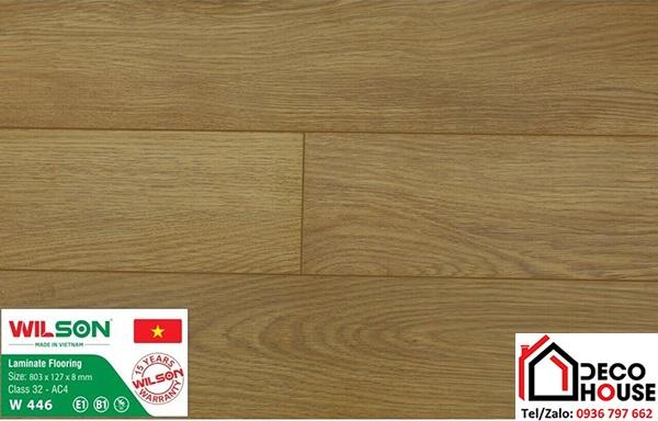 Sàn gỗ công nghiệp Wilson W446