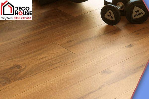 Sàn gỗ Wilson 8mm 551