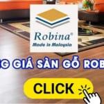 Báo giá sàn gỗ Robina