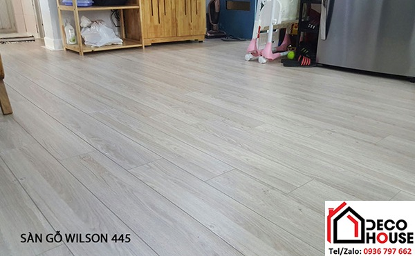 Sàn gỗ 8mm Wilson W445